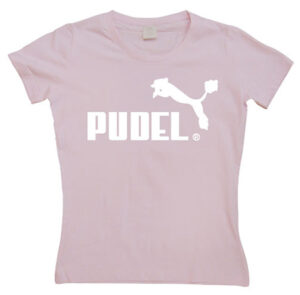 Pudel Girly T-shirt